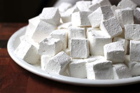 Handmade Marshmallow - how to make marshmallows knows