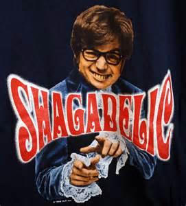 Powers Shag Powers Shagadelic Shall We Shag Now Or Later 1998 T