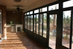 Three seasons room porches patios and decks can be transformed into an