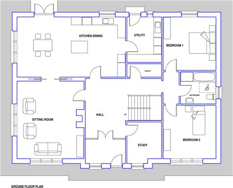 blueprint house plans house plans no 97 hermitage blueprint home plans