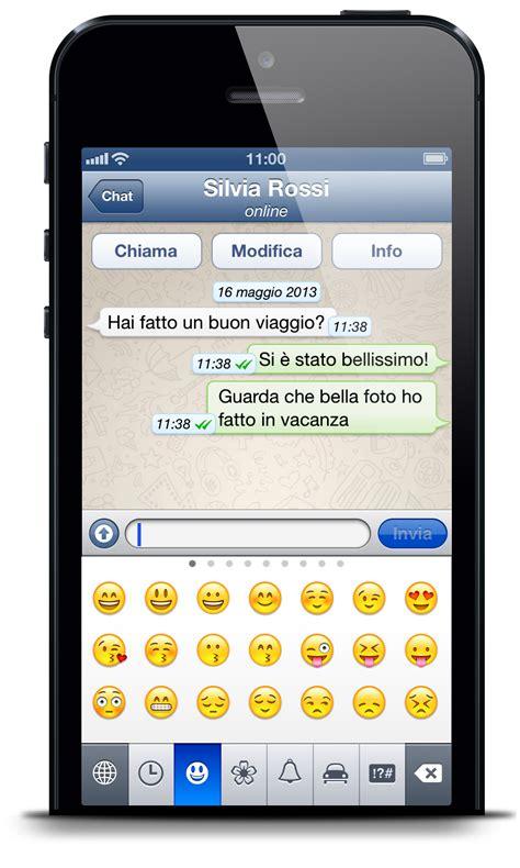 whatsapp images iphone aggiornamento whatsapp iphone nuove emoticon wroc awski