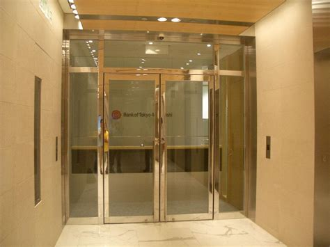 glass door system project thermosafe joint