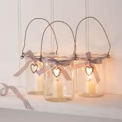 Votive Candle Lantern Glass Jar Votive Candle Lantern With By The