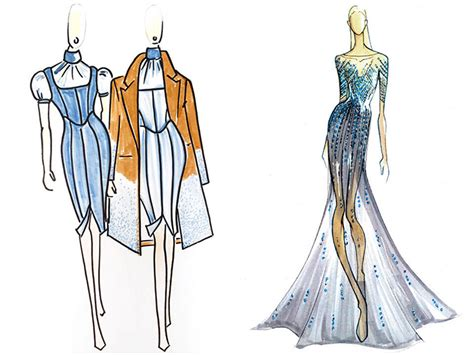 design fashion sketches online ms fabulous nyfw fall 2016 fashion designer sketches and