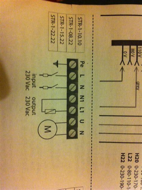 variac fan controller wiring diagram efcaviation