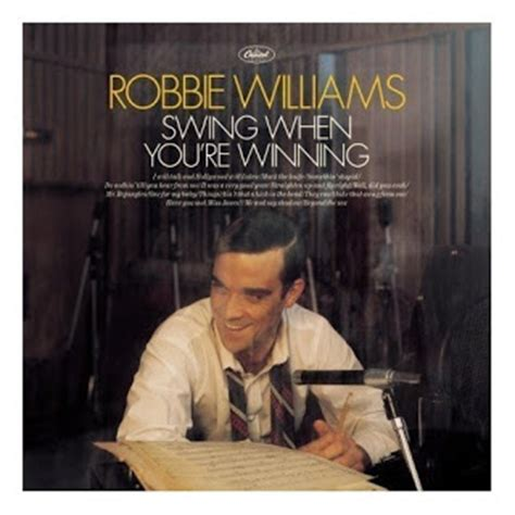 swing when you are winning foro saxo argentina ver tema robbie williams quot swing