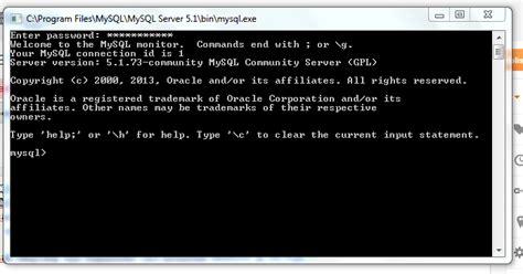 cara membuat query di mysql cara membuat database di mysql ilmukomputer com