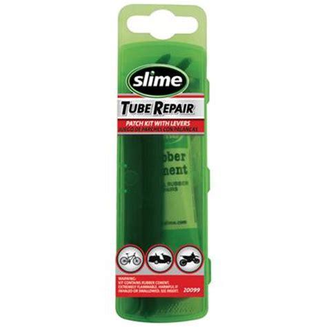 slime inner slime inner repair patch kit tyre levers ebay