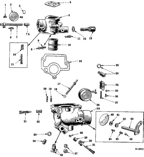 farmall m wiring diagram farmall m carb adjustment wiring diagrams repair wiring