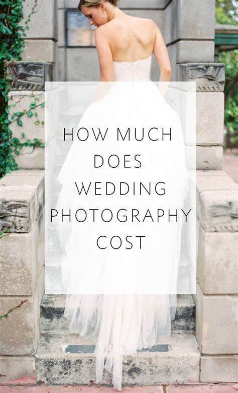 Wedding Photographer Cost by How Much Does Wedding Photography Cost