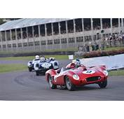 Goodwood Revival Pays Tribute To The Great Ferrari Racing