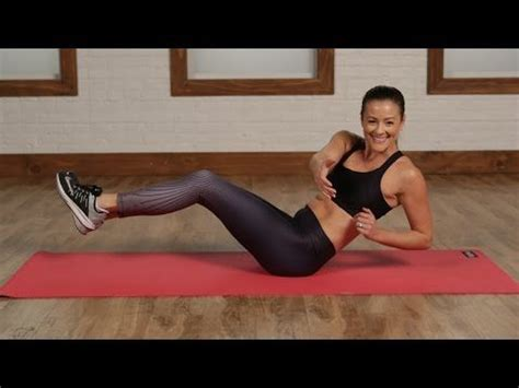 5 minute no crunch flat abs workout class fitsugar ab workouts exercise flat