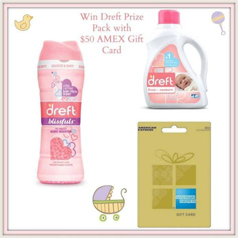 Email Amex Gift Card - dreft prize pack with 50 amex gift card giveaway powered by mom