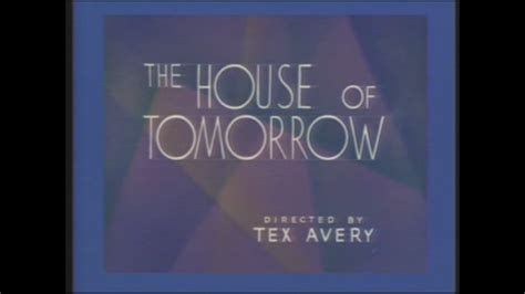 The House Of Tomorrow by Joe Torcivia S The Issue At Tomorrow Is Another