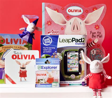 Zulily Gift Cards - win an olivia library with books a leappad2 toys a 50 zulily gift card