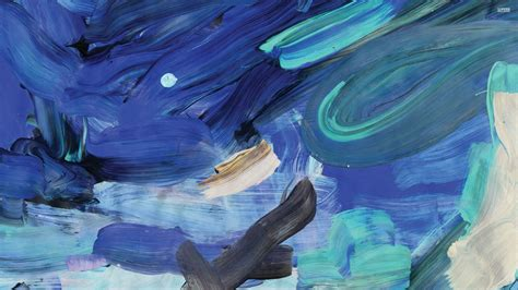 hd iphone wallpaper painting brush strokes wallpapers blue paint strokes wallpaper