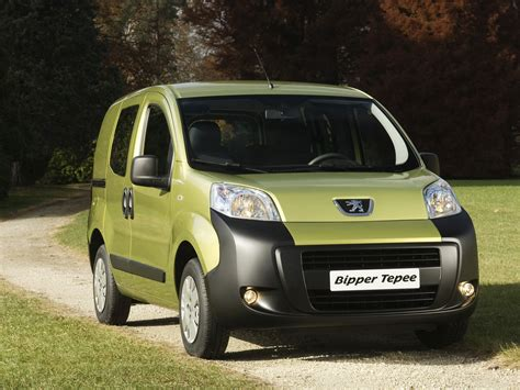 Peugeot Bipper Specs Peugeot Tepee Bipper Specs 2008 2009 2010 2011 2012