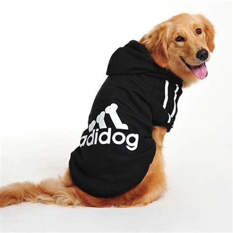 golden retriever sweater big golden retrievers pet clothing adidog warm coat apparel hoodies sweater ebay