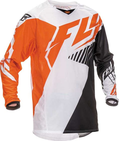 fly motocross jersey 2016 fly racing kinetic vector jersey motocross dirtbike