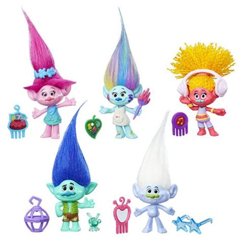 Trolls Figure trolls small troll town collectible figures wave 1