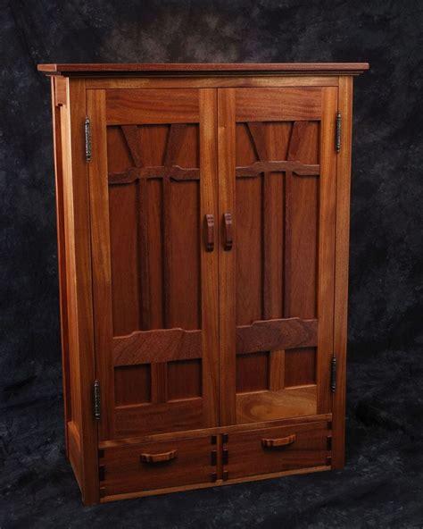 greene greene inspired tool cabinet built