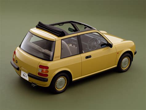 nissan be nissan be 1 concept 1985 old concept cars