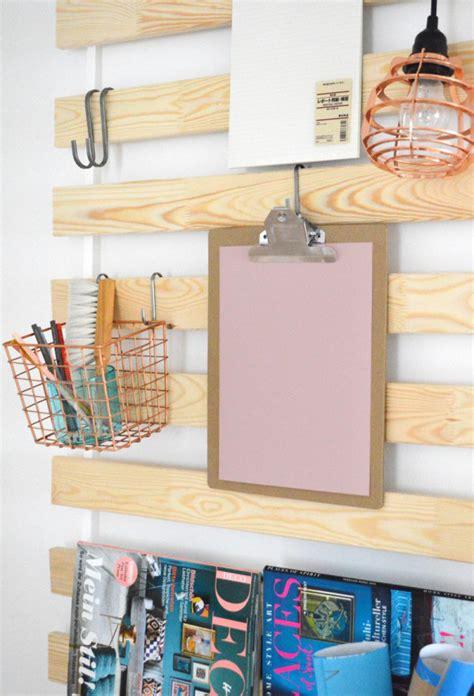 ikea bed slats wall hanging organizers   room home design  interior