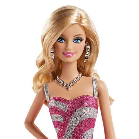 Boneka Bebek Pink Boneka Pink Fabulous Ruffle Gown Jual Mattel