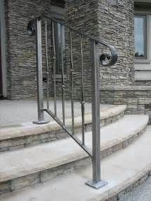 Unusual Banisters 25 Best Ideas About Outdoor Stair Railing On Pinterest