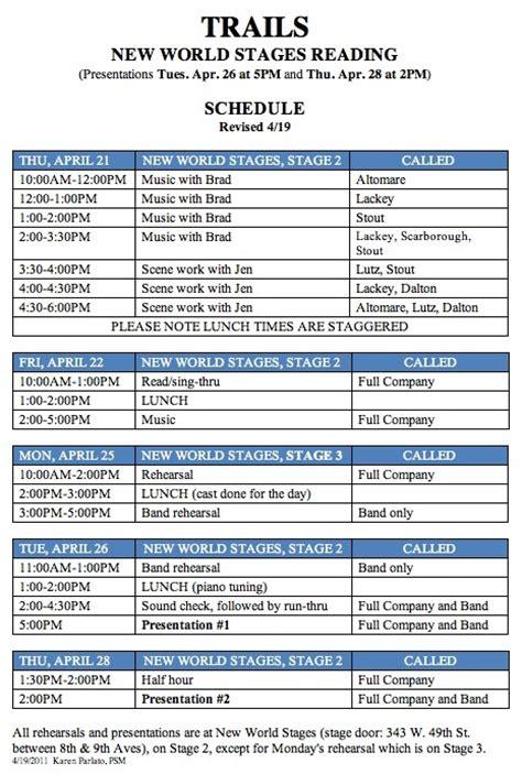best photos of agenda schedule