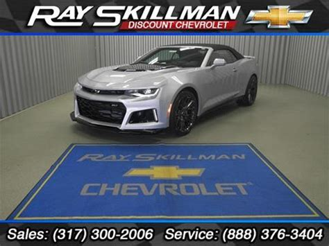 chevrolet camaro for sale in indiana carsforsale.com