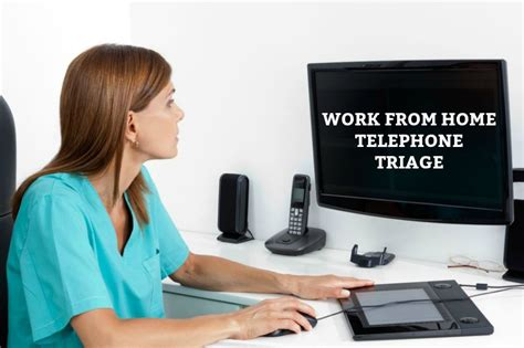 7 companies with work at home telephone triage for nurses