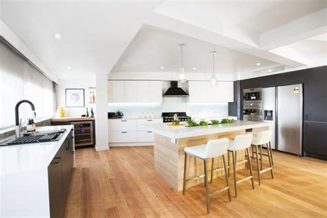 The Block Kitchens 2015 by The Block 2015 Week 7 Kitchen Reveals