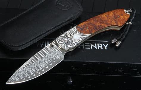 william henry kitchen knives best free home design idea inspiration william henry b12 night tide damascus folding knife free