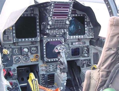 McDonnell Douglas F-15E Strike Eagle F 15 Cockpit
