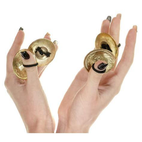 Finger Set finger cymbals zills set