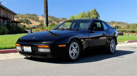 old car manuals online 1987 porsche 944 on board diagnostic system 1987 porsche 944 turbo black dusty cars