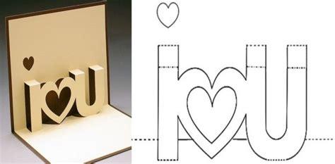 Discount Kitchen Cabinets Toronto by Molde Para Hacer Tarjetas Para Enamorados En 3d Hermosas