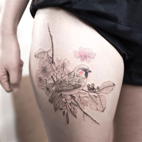51 Best Bird Tattoos Designs And Meanings Bird Tattoos On Hips