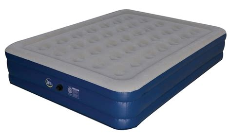 serta air bed serta perfect sleeper queen air mattress groupon