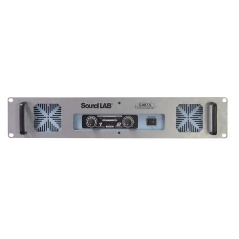 Power Lifier Soundlab soundlab stereo lifier 60w 60w 4ohm 45w 45w 8ohm ebay