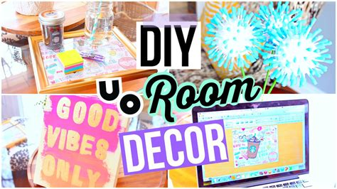 Diy Bedroom Decorating Ideas For Teens diy room decor tumblr urban outfitters inspired youtube
