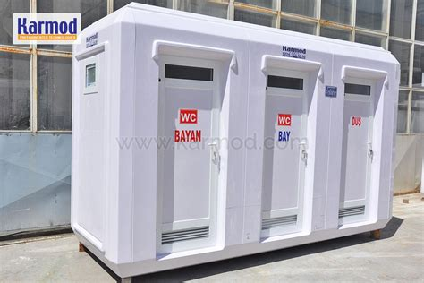 wc mobili mobile toilet bathrooms shower wc units