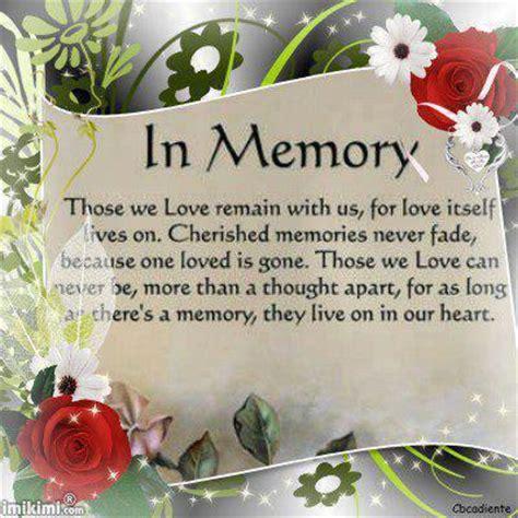 In Memory by In Memory Of Gerald Rettger