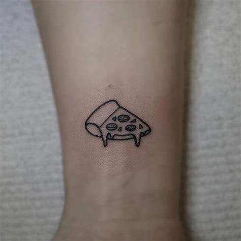 pizza slice tattoo pin by rachael on tattoos pizza tattoos