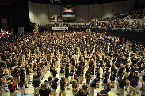 Dothan City Schools Calendar Dothan City Schools Officially Breaks Guinness Record