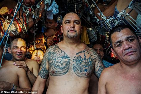 inside the secretive prison pits where el salvador s most