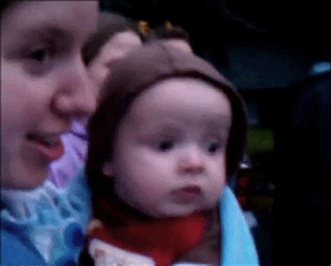 25 kids adorably experiencing something for the first time