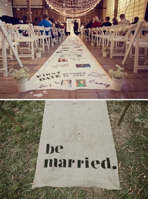 Wedding Aisle Of Memories by Beautiful Gorgeous Wedding Idea Memories