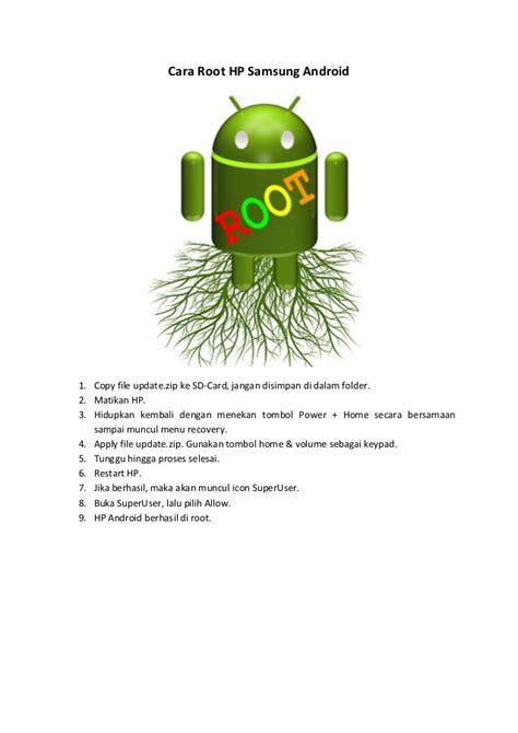 Hp Samsung Android Di Palembang cara root hp samsung android